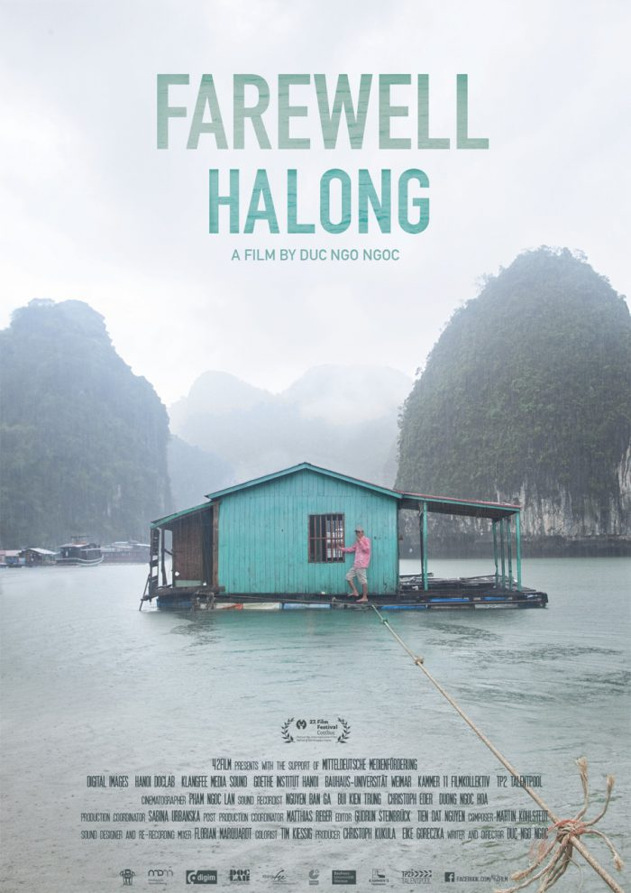 Farewell Halong – Poster