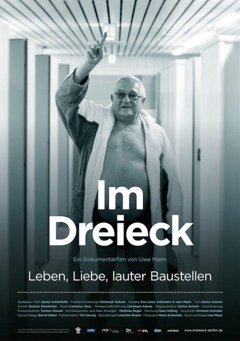Im Dreieck_Poster