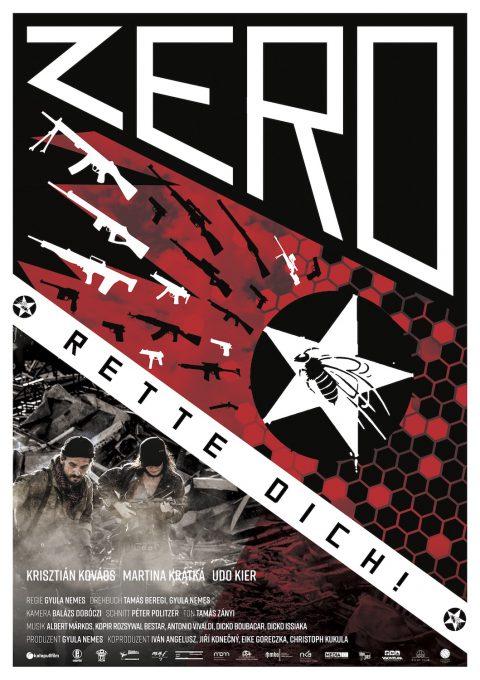 Zero – Poster