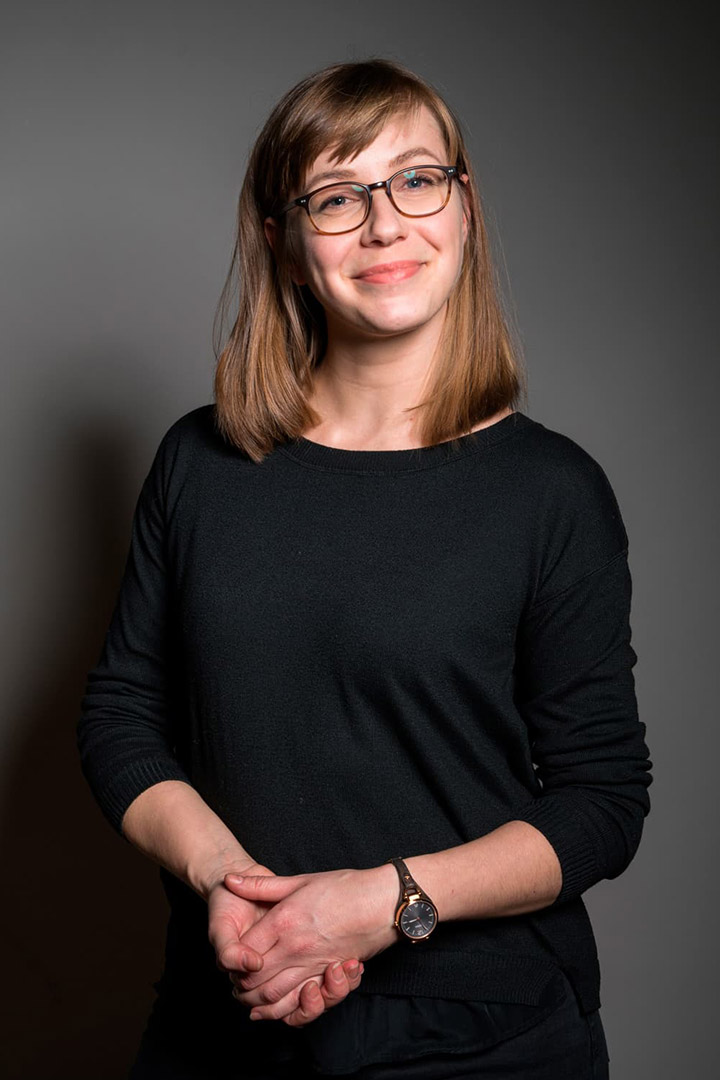 Claudia Hoffmann © Joachim Blobel/ 42film