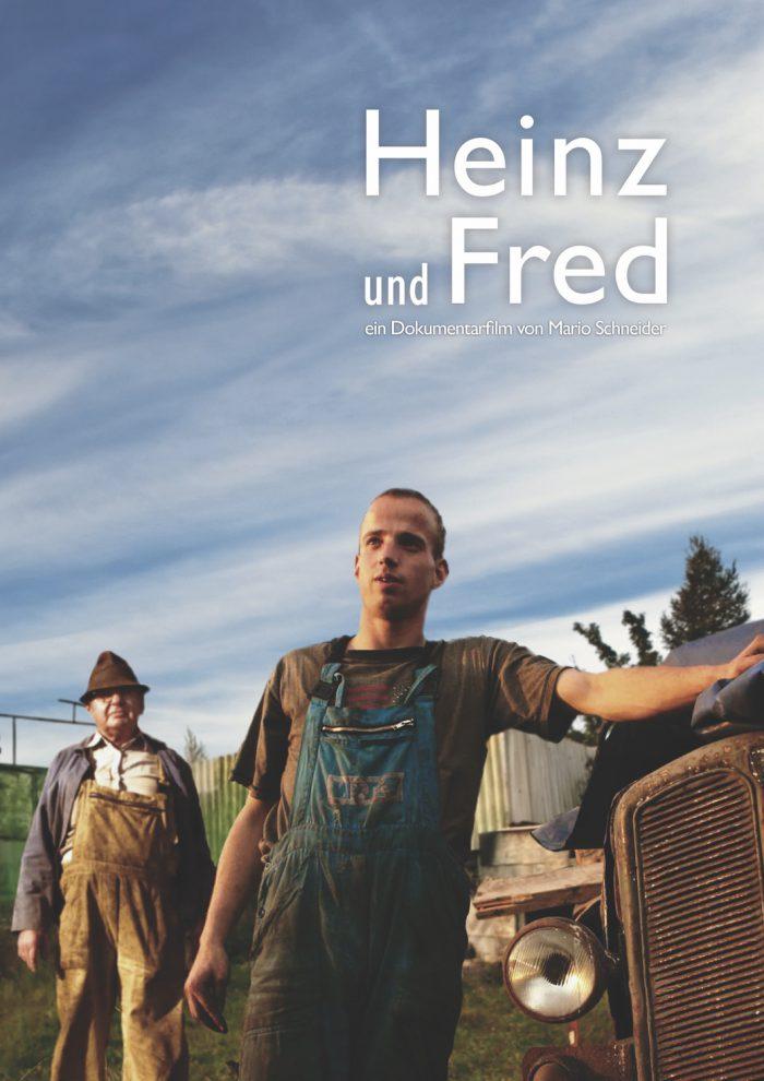Heinz und Fred – DVD Cover