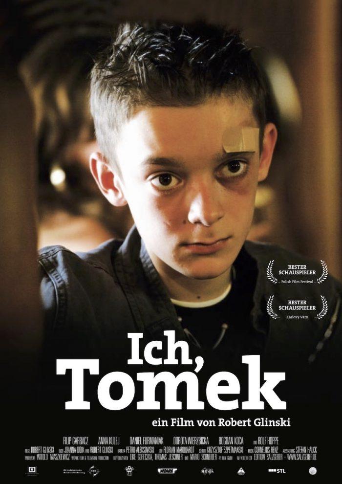 Ich Tomek_Plakat