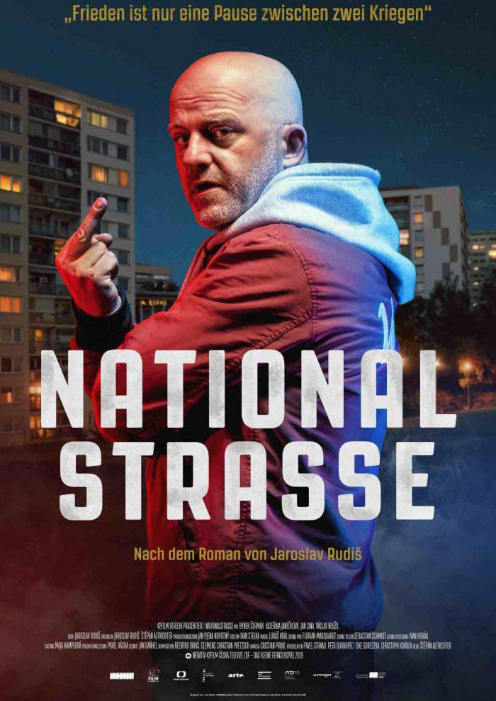 Nationalstraße – Filmplakat